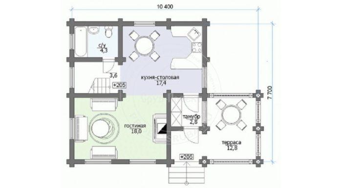 Дом Привелегия